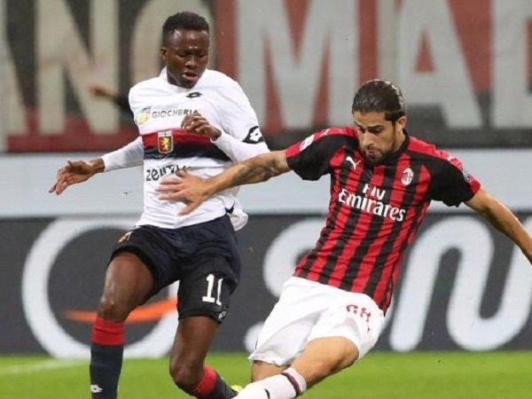 Resmi! Jadwal Duel Genoa vs Milan Akhirnya Dimajukan