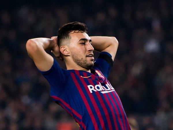 Barcelona dan Sevilla Sepakati Transfer Munir El Haddadi