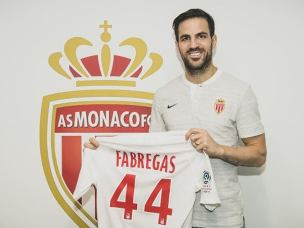 Ini Alasan Fabregas Pilih Gabung AS Monaco