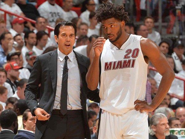 Kendati Menang Telak, Erik Spoelstra Masih Kecewa Akan Performa Miami Heat