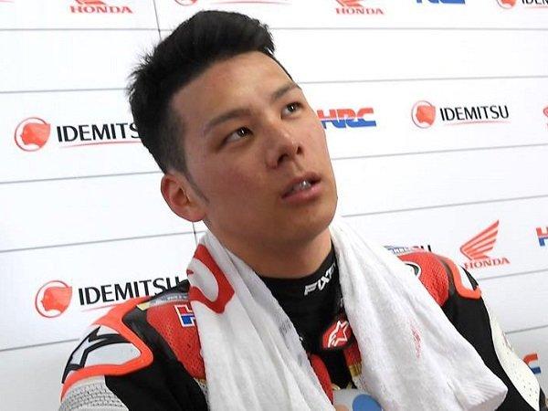 Nakagami Satu-satunya Pebalap Honda yang Tak Dapat Motor Terbaru