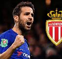 Resmi! Fabregas Tinggalkan Chelsea dan Gabung AS Monaco