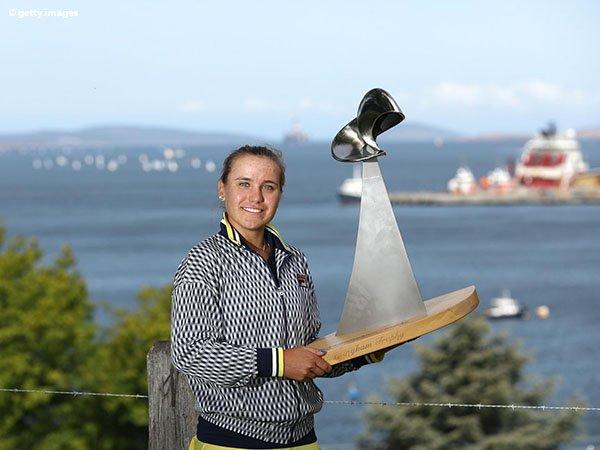 Sofia Kenin Sabet Gelar Perdana Dalam Kariernya Di Hobart