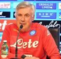 Ancelotti Yakin Napoli BIsa Rebut Trofi Coppa Italia