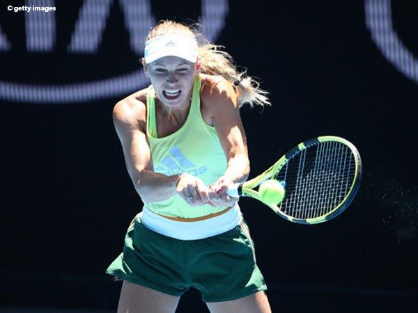 Caroline Wozniacki Percaya Mampu Pertahankan Gelar Australian Open