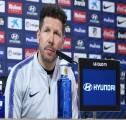 Dihantam Spekulasi Transfer, Simeone Tekankan Selalu Utamakan Kepentingan Atletico Madrid