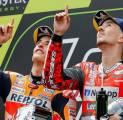 Marquez Jauh Lebih Berbahaya Ketimbang Lorenzo