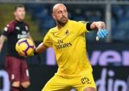 Pelatih Sampdoria Sebut Pepe Reina Tentukan Kemenangan Milan