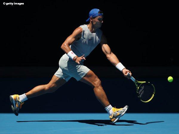 Siap Tampil Di Melbourne, Rafael Nadal Tidak Khawatirkan Cedera