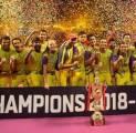 Kalahkan Mumbai Rockets, Belanguru Raptors Juara PBL 2018/19