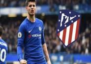 Demi Gabung Atletico Madrid, Morata Rela Dipotong Gaji
