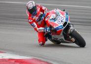 Dovizioso Sebut Motor Ducati Sudah Hampir Sempurna