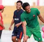 Andik Vermansyah dan M Ridho Dapat Sambutan Positif di Madura United