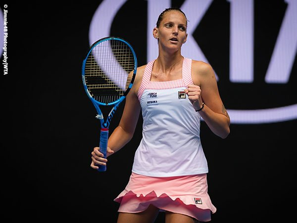 Hasil Australian Open: Karolina Pliskova Permalukan Madison Brengle