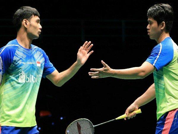 Malaysia Masters 2019: Jumpa Unggulan, Berry/Hardianto Siap Maksimal