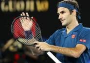 Hasil Australian Open: Roger Federer Luluh Lantakkan Taylor Fritz