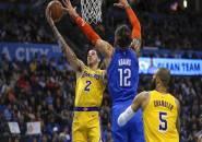 Pasukan Muda Lakers Sukses Balaskan Dendam Kepada Thunder