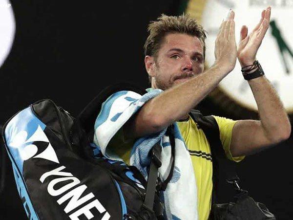 Terdepak Dari Australian Open, Stan Wawrinka Nantikan Sisa Musim 2019