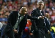 Ancelotti Akui Pengaruh Zidane Dalam Permainan Sepak Bolanya