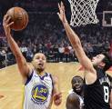 Golden State Warriors Pecundangi Los Angeles Clippers