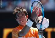 Hasil Australian Open: Hindari Drama, Kei Nishikori Bungkam Joao Sousa