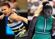 Hasil Australian Open: Laga Simona Halep Kontra Serena Williams Siap Guncang Melbourne
