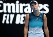 Kecewa Telan Kekalahan Pahit, Caroline Wozniacki Tetap Optimis