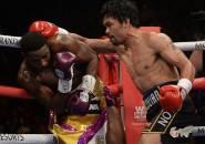 Menang Angka Atas Broner, Pacquiao Pertahankan Gelar Juara