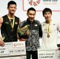 Kalahkan Chen Long, Son Wan Ho Juara Malaysia Masters 2019
