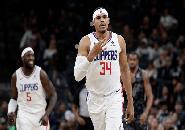 L.A Clippers Curi Kemenangan Dari Markas San Antonio Spurs