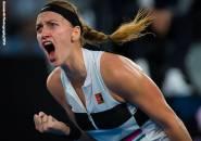Hasil Australian Open: Pupuskan Harapan Ashleigh Barty, Petra Kvitova Mantap Ke Semifinal