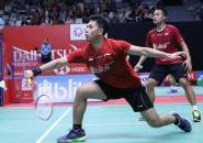 Akbar/Reza Gagal ke Babak Utama Indonesia Masters 2019