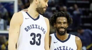Grizzlies Buka Peluang Tukarkan Dua Pemain Kuncinya