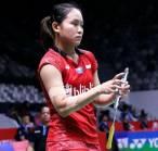 Lolos ke Babak Utama Indonesia Masters 2019, Ruselli Termotivasi Capaian Fitriani dan Gregoria