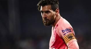 Messi Diistirahatkan Ketika Barcelona Hadapi Sevilla
