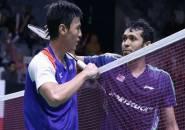 Shesar dan Sony Genggam Tiket Babak Utama Indonesia Masters 2019