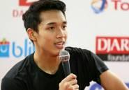 Jonatan Amankan Tiket Babak Kedua Indonesia Masters 2019
