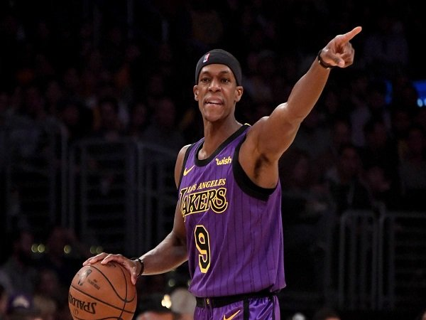 Rajon Rondo Berpeluang Besar Lakoni Comeback Saat Lakers Berhadapan Melawan Timberwolves