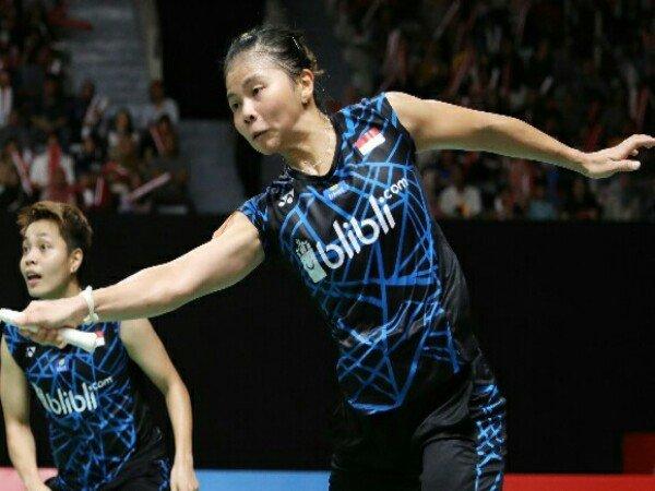 Greysia/Apriyani Gagal ke Final Indonesia Masters 2019