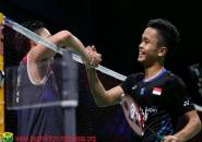 Singkirkan Anthony Ginting, Kento Momota Ke Semifinal Indonesia Masters 2019