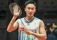 Kandaskan Victor Axelsen, Kento Momota ke Final Indonesia Masters 2019