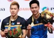 Menangi Perang Saudara, Kevin/Marcus Pertahankan Gelar Indonesia Masters 2019