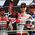 Lorenzo Ungkap Perbedaan Jadi Tandem Marquez dengan Dovizioso