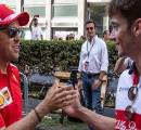 Kedatangan Leclerc ke Ferrari, Beri Ancaman Bagi Vettel