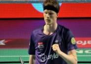 Juarai Indonesia Masters, Anders Antonsen Melesat ke Peringkat 15 Dunia