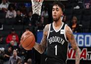 D'Angelo Russell Gantikan Posisi Victor Oladipo di All-Star Game