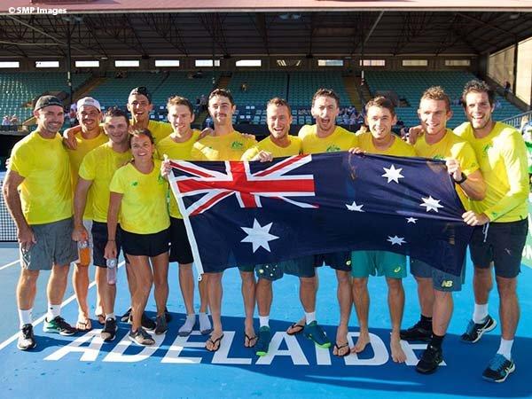 Hasil Davis Cup: Australia, Jerman, Dan Italia Pastikan Satu Tempat Di Final