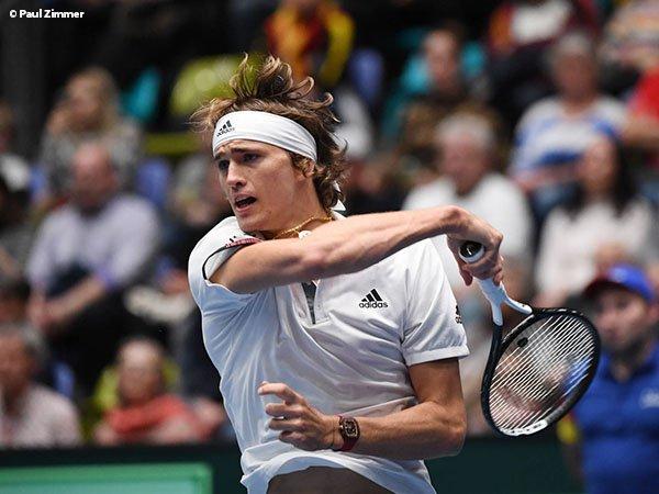 Hasil Davis Cup: Jerman Dan Rusia Tampil Mendominasi