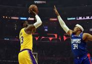 Lakers Sukses Menangi Derby Los Angeles Atas Clippers