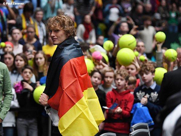 Alexander Zverev Bersikeras Untuk Tidak Lakoni Final Davis Cup